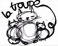 Logo La Troupe